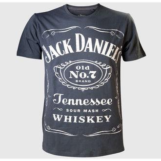 Herren T-Shirt   Jack Daniels - Reversible Printed, JACK DANIELS
