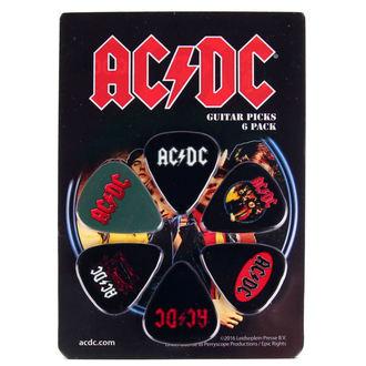 Plektren AC/DC - PERRIS LEATHERS, PERRIS LEATHERS, AC-DC