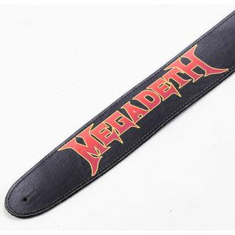 Gitarrengurt  Megadeth - PERRIS LEATHERS