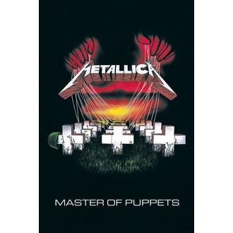 Poster Metalllica - Master Of Pupets - PYRAMID POSTERS, PYRAMID POSTERS, Metallica