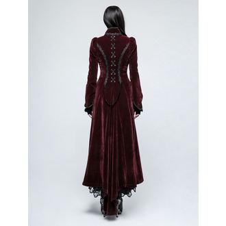 Damen Mantel PUNK RAVE - Vampire Queen, PUNK RAVE