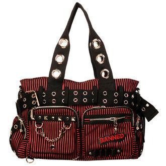 Handtasche BANNED - Handcuff - Black - BBN754