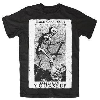 Herren T-Shirt   BLACK CRAFT - Believe In Yourself - Black - MT003BF