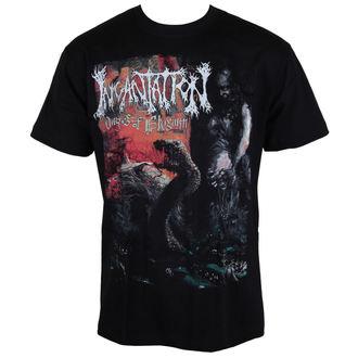 Herren T-Shirt   Incantation - Dirges Of Elysium Band - CARTON - 505