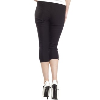 3/4 Damenhose  SOURPUSS - Sugar Pie - Black, SOURPUSS