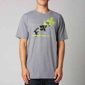 Herren T-Shirt FOX - Brakefast, FOX
