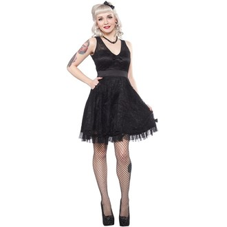 Damen Kleid  SOURPUSS - Tear Up The Town - Black, SOURPUSS