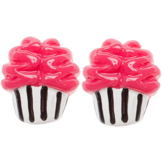 Ohrringeee/Ohrstecker SOURPUSS - Braincake - Multi Colors, SOURPUSS
