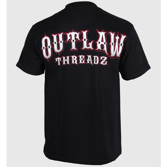 Herren T-Shirt Outlaw Threadz - Fallen, OUTLAW THREADZ