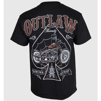 Herren T-Shirt Outlaw Threadz - Spade, OUTLAW THREADZ