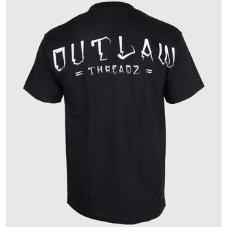 Herren T-Shirt Outlaw Threadz - All Hustle, OUTLAW THREADZ