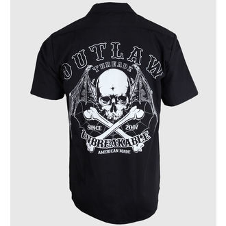 Herrenhemd  Outlaw Threadz - Unbreakable, OUTLAW THREADZ