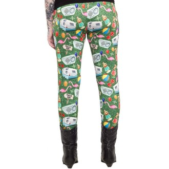 Damen Leggings  SOURPUSS - Trailer Park - Multi Colors, SOURPUSS