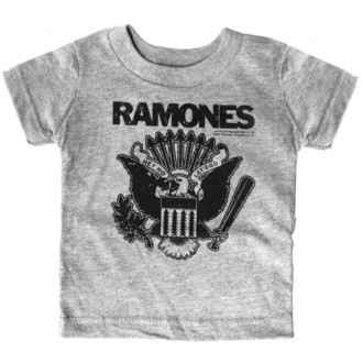 Kinder T-Shirt SOURPUSS - Ramones - Gray Heather, SOURPUSS, Ramones