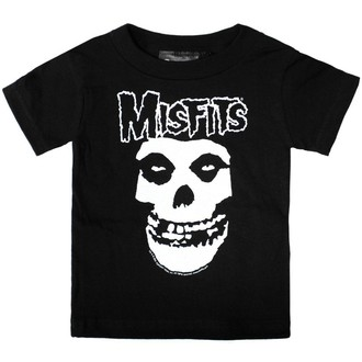 Kinder T-Shirt SOURPUSS - Misfits - Logo, SOURPUSS, Misfits