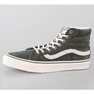 Damen Sneaker Schuhe VANS  - U SK-Hi Slim - Scotchgard - BEETLE-MARSHMALLOW, VANS