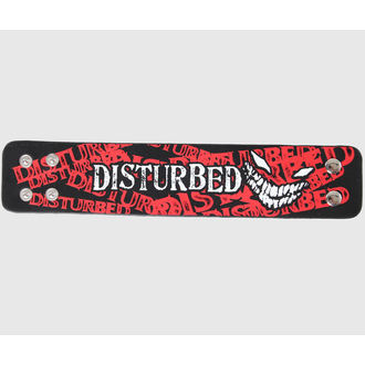 Armband Disturbed  - Crazy Face - BRAVADO, BRAVADO, Disturbed