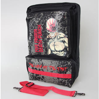 Rucksack Five Finger Death Punch - Wotf - Black - BRAVADO, BRAVADO, Five Finger Death Punch