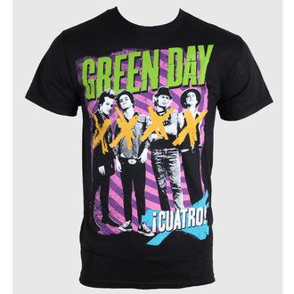Herren T-Shirt Green Day - Hypno - Black - BRAVADO, BRAVADO, Green Day