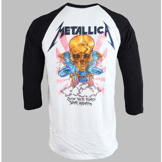Herren T-Shirt Metalllica - Money Scales - White - BRAVADO, BRAVADO, Metallica