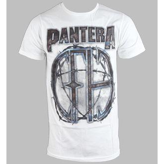 Herren T-Shirt Pantera - 81 - White - BRAVADO, BRAVADO, Pantera