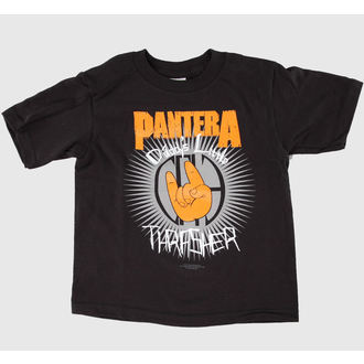 Kinder T-Shirt  Pantera - Dads Lil Thrasher - Black - BRAVADO, BRAVADO, Pantera
