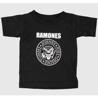 Kinder T-Shirt  Ramones - Seal - Black - BRAVADO, BRAVADO, Ramones