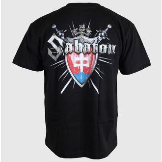 Herren T-Shirt   Sabaton - Swedisch - Black - CARTON, CARTON, Sabaton