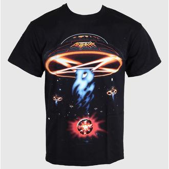 Herren T-Shirt   Anthrax - Anthems Smoking - ROCK OFF, ROCK OFF, Anthrax