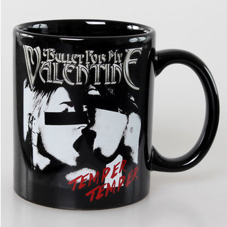 Keramiktasse Bullet For my Valentine - Skull Red Eyes Black - ROCK OFF, ROCK OFF, Bullet For my Valentine