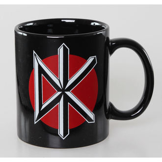 Keramiktasse Dead Kennedys - Logo - Black ROCK OFF