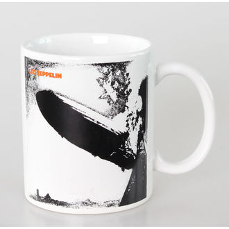 Keramiktasse Led Zeppelin - Zep - ROCK OFF, ROCK OFF, Led Zeppelin
