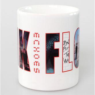 Keramiktasse Pink Floyd - ROCK OFF, ROCK OFF, Pink Floyd