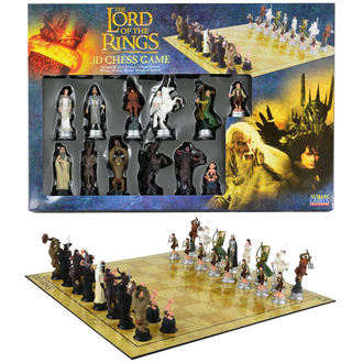 Schachspiel The Lord of the Rings - 3D