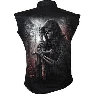 Herrenhemd ohne Ärmel SPIRAL - SOUL SEARCHER, SPIRAL