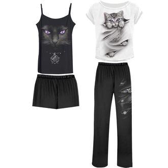 Schlafanzug   Damen (Schlafanzug) SPIRAL - BRIGHT EYES, SPIRAL