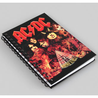 Notizblock AC/DC, AC-DC