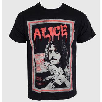 Herren T-Shirt   Alice Cooper - Vintage Poster - ROCK OFF, ROCK OFF, Alice Cooper