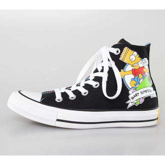 Sneaker CONVERSE- The Simpsons - Chuck Taylor All Star - Black/Multi, CONVERSE