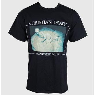 Herren T-Shirt   Christian Death - Catastrophe Ballett - RAZAMATAZ, RAZAMATAZ, Christian Death