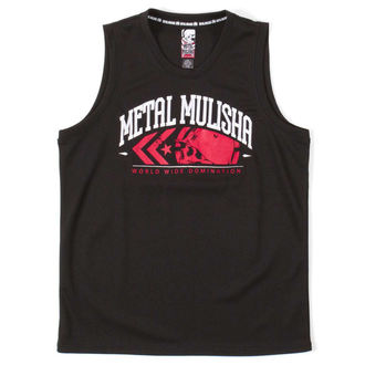 Herren Tank Top (Dress) METAL MULISHA - THE CREW