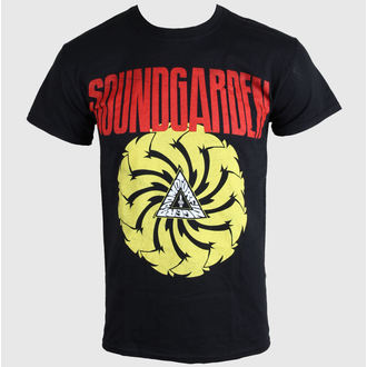 Herren T-Shirt   SOUNDGARDEN - BAD MOTOR FINGER - BLACK - LIVE NATION, LIVE NATION, Soundgarden
