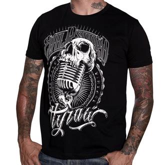 Herren T-ShirtHYRAW - Evil Records - Black - HY004