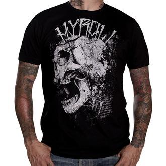 Herren T-Shirt   HYRAW - Punkshit - Black - HY008