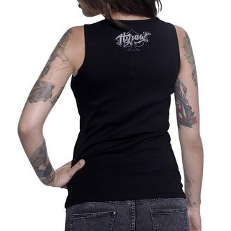 Damen Tanktop  HYRAW - Vida loca - Black, HYRAW