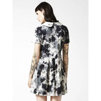 Damen Kleid  DISTURBIA - Storm - Black/White, DISTURBIA