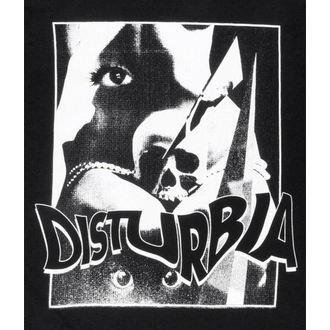 Damen Tanktop  (Tunika) DISTURBIA - Remember The Future - Black, DISTURBIA
