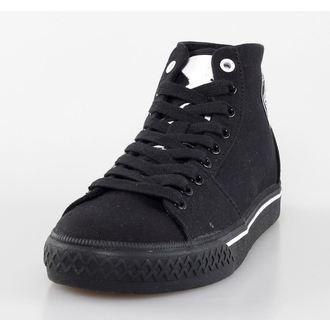 Schuhe IRON FIST - Misfits High Top - Black, IRON FIST, Misfits