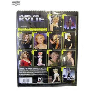 Kalender   2009, NNM, Kylie Minoque