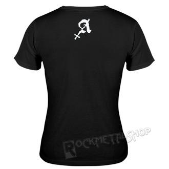 Damen T-Shirt Hardcore - DEVIL'S BIBLE - AMENOMEN, AMENOMEN